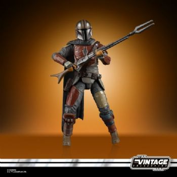 Star Wars The Vintage Collection - The Mandalorian Figure - Pre-Order